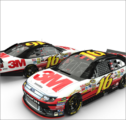 Association Auto  Cast  National Racing Stock on Fusion 1 24 Die Cast Car    Car Features Include Die Cast